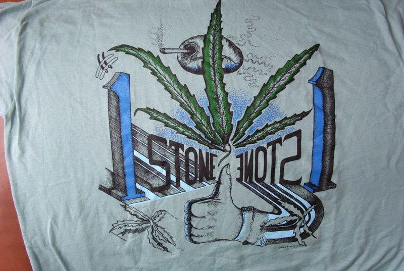 Rock Climbing Photo: #1 stone t-Shirt featuring the ToKin stone doing i...