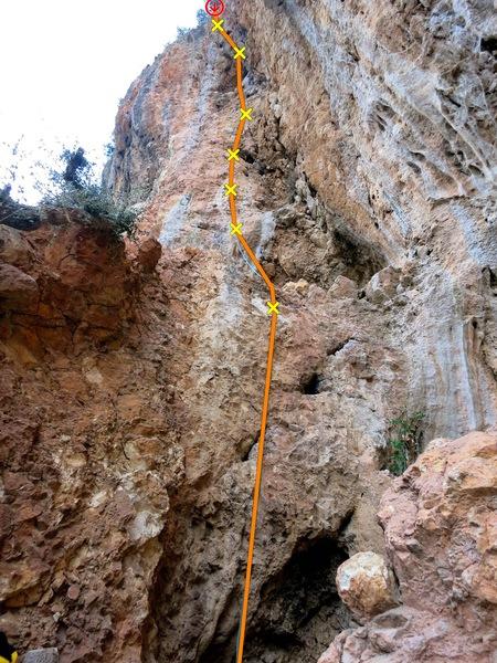 Rock Climbing Photo: Ipek Yoku