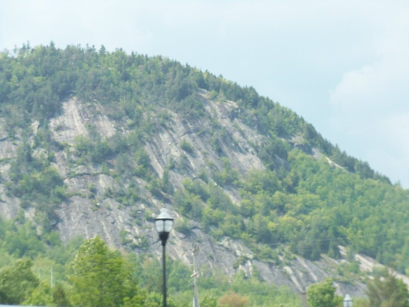 Big cliff in Berlin, NH. Anybody know what its called?
