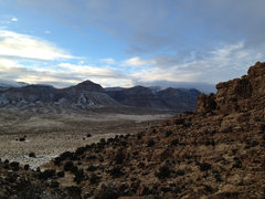 Rock Climbing Photo: Solitude in the area of The Cape.