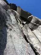 Rock Climbing Photo: Rebirth from the bottom. Trust me it is better the...