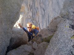 Rock Climbing Photo: Sierras
