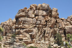 Rock Climbing Photo: Cereal Rock, West Face
