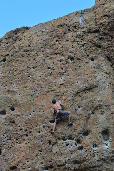 "Rock Climbing Photo: ""Planet of the Apes"" Malibu Creek State ..."