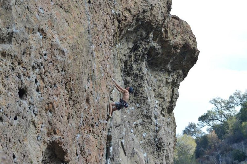 Planet of the Apes<br> Malibu Creek State Park