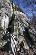 Rock Climbing Photo: Fruit loops Pitch 1.