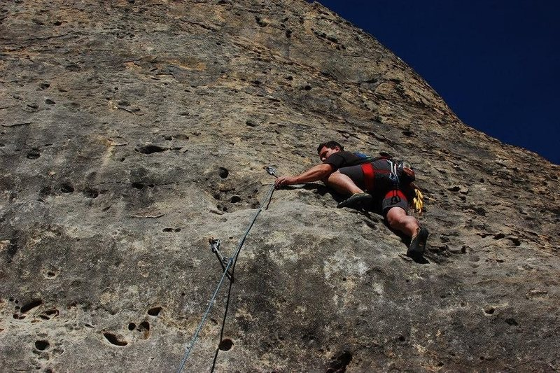 An essential climb if you make the trip. Newtist Colony 5.8.