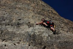 Rock Climbing Photo: An essential climb if you make the trip. Newtist C...