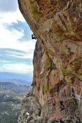 Rock Climbing Photo: Endurance testing at the Orifice, Tucson, AZ.