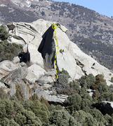 Rock Climbing Photo: South Ridge of The Taco.