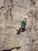 Rock Climbing Photo: Mr. Aidman's Free
