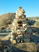 Rock Climbing Photo: Found behind Jumbo Rocks Campground