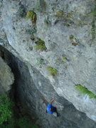 Rock Climbing Photo: Somewhere in Iowa