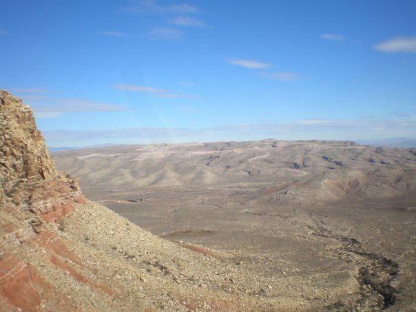 Rock Climbing Photo: The view from Frogland,pitch one.