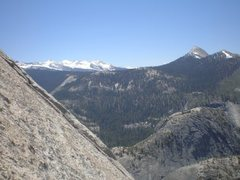 Rock Climbing Photo: The view from Snake Dike, pitch1.