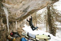 Rock Climbing Photo: Muscatatuck Indiana