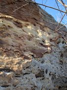 Rock Climbing Photo: One of Johnny Arms's latest contribution to the Ku...