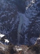 Rock Climbing Photo: Curecanti Monster.