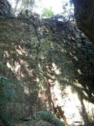 Rock Climbing Photo: little sky