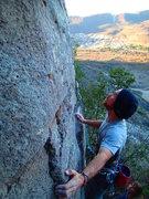 Rock Climbing Photo: Valle Azteca crag