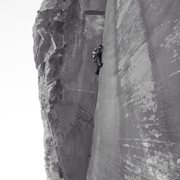 Rock Climbing Photo: Such a great line takes every size!