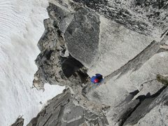 Rock Climbing Photo: McTech Arete
