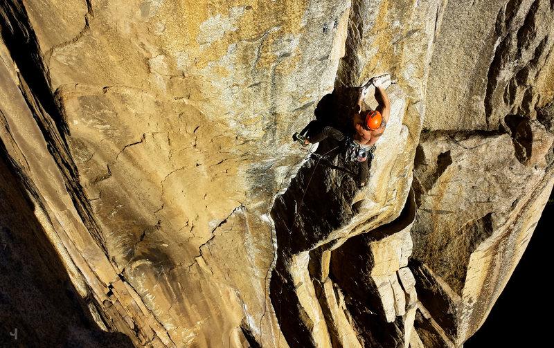 Rock Climbing Photo: the jug!
