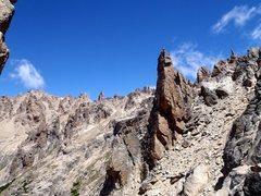 Rock Climbing Photo: Amazing piece of rock.
