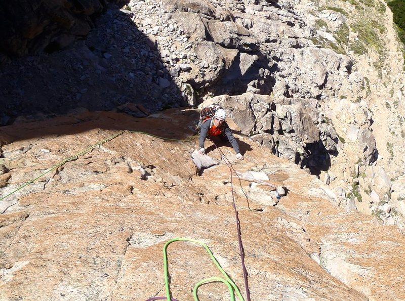 Rock Climbing Photo: Dedos Empastados 6a
