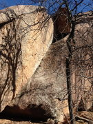 Rock Climbing Photo: In The Beginning There Were Ducks, as seen from th...