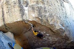 Rock Climbing Photo: Xavier's Roof
