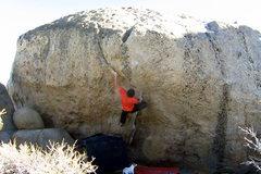 Rock Climbing Photo: The Flake.