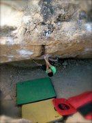 Rock Climbing Photo: Cholos
