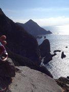 Rock Climbing Photo: More views.