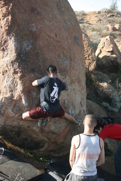 Rock Climbing Photo: Someone has finally discovered this area has some ...