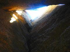 Rock Climbing Photo: Harmonica Convention. This climb is under-apprecia...