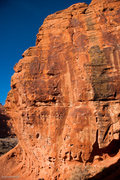 Rock Climbing Photo: Meaty Bones - Topo Image