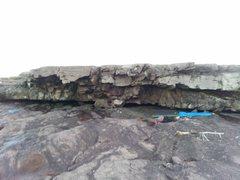 Rock Climbing Photo: Pumphouse Bouldering area