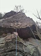 Rock Climbing Photo: Lillian's Arete.