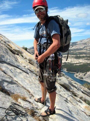 Rock Climbing Photo: Tenaya Peak rambling