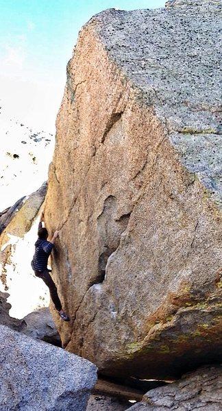 Rock Climbing Photo: Blade Runner