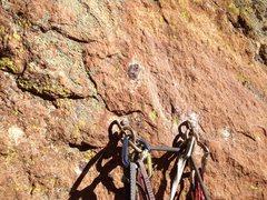 Rock Climbing Photo: Apple Strudel upgrade