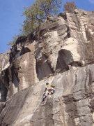Rock Climbing Photo: Hidden-mite short