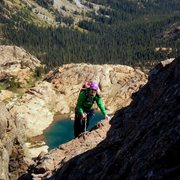 Rock Climbing Photo: Ingalls