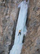 Rock Climbing Photo: Dave Sorric