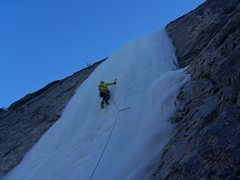 Rock Climbing Photo: Backoff 1/25/14