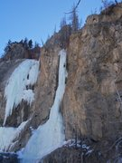 Rock Climbing Photo: The Candlestick - Dave Sorric on the sharp end 1/2...