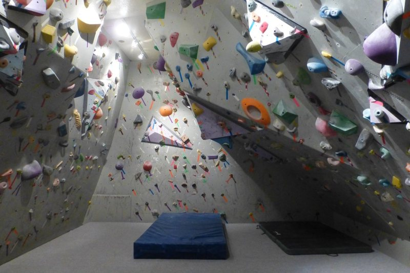 Rock Climbing Photo: Greg's Wall