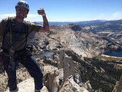 Rock Climbing Photo: Cathedral  Peak