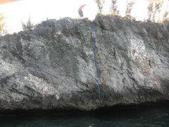 Rock Climbing Photo: Beta for Liking Crusty Buns